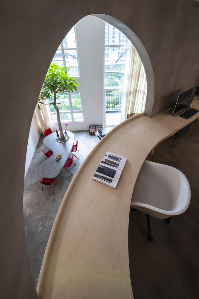 Căn hộ đẹp lạ, đậm hơi thở kiến trúc tân thời giữa lòng Sài Gòn - 10