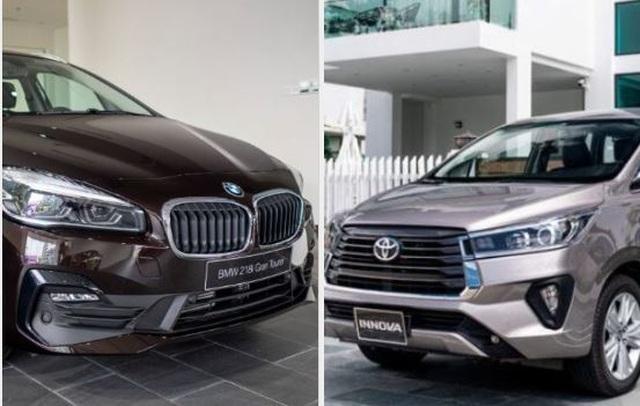 BMW 218i giảm giá rẻ ngang Toyota Innova, nên mua xe nào? - 3
