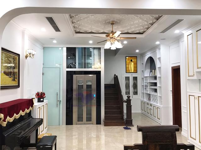 Thang máy Thuận Phát - Giải pháp tối ưu chi phí và không gian cho cuộc sống hiện đại - 1