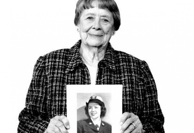 Nữ nhân viên phá mã 100 tuổi và lời tuyên thệ nghề nghiệp - 1