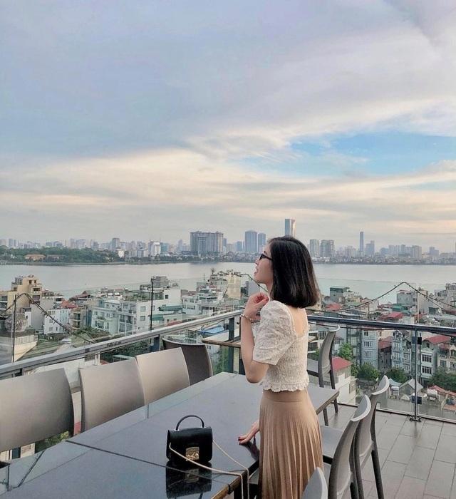 5 quán cà phê trên cao view cực chất cho cuối tuần lãng mạn tại Hà Nội - 5