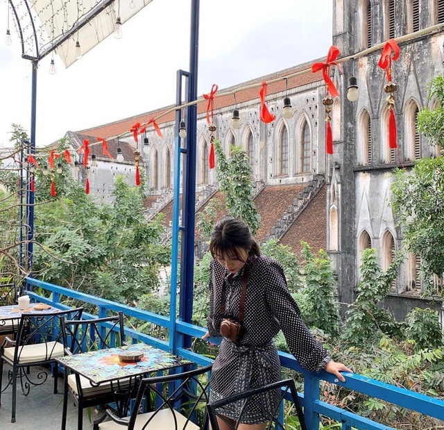 5 quán cà phê trên cao view cực chất cho cuối tuần lãng mạn tại Hà Nội - 7