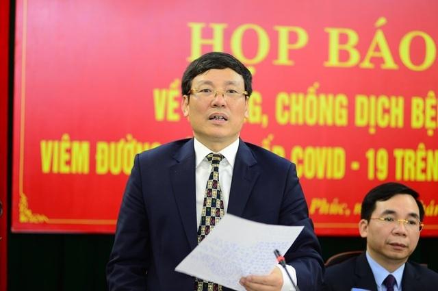 Chủ tịch Vĩnh Phúc: Thực hiện nghiêm đánh giá cán bộ trước khi bổ nhiệm - 1