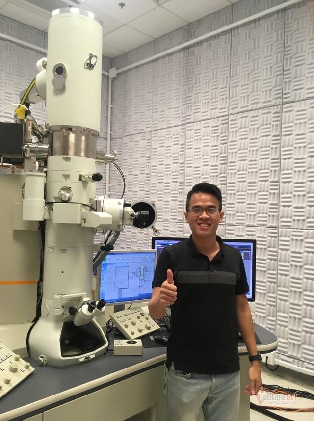 9X Việt từng bị 4 điểm Hóa thi đại học được nhận làm tiến sĩ Hóa ở Mỹ - 2