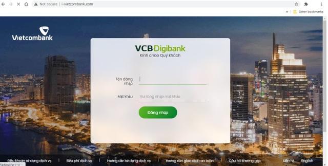 Người dùng Vietcombank nhận tin nhắn lừa đảo - 2