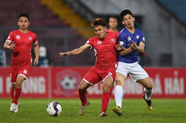 Tấn Trường và Hùng Dũng tỏa sáng, CLB Hà Nội giành 3 điểm ở Hải Phòng - 1