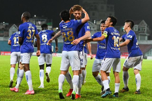Tấn Trường và Hùng Dũng tỏa sáng, CLB Hà Nội giành 3 điểm ở Hải Phòng - 6