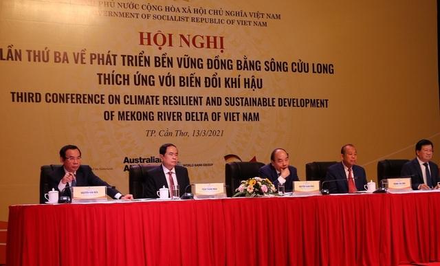 Thủ tướng chủ trì Hội nghị phát triển bền vững ĐBSCL - 1
