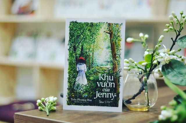 Khu vườn của Jenny - Nhắm mắt bước vào ánh sáng - 1