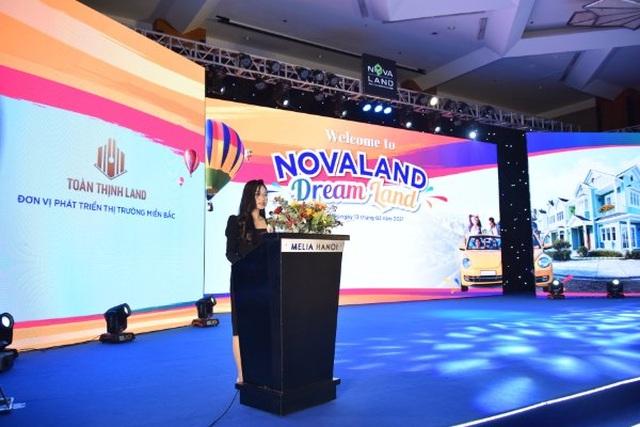 Toàn Thịnh Land kí kết hợp tác chiến lược với 7 công ty BĐS phát triển Novaland miền bắc - 2
