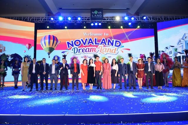 Toàn Thịnh Land kí kết hợp tác chiến lược với 7 công ty BĐS phát triển Novaland miền bắc - 4