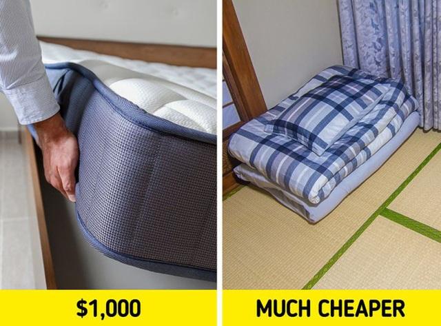 Lý do người Nhật Bản thường ngủ trên sàn nhà - 3