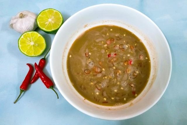 Mê mẩn với hương vị của món bún mắm nêm trứ danh ở Đà Nẵng - 5