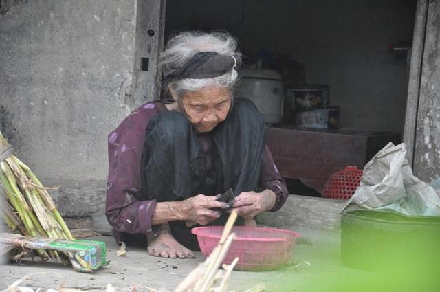 Cụ bà 91 tuổi cương quyết từ chối nhận hỗ trợ xây nhà mới - 4