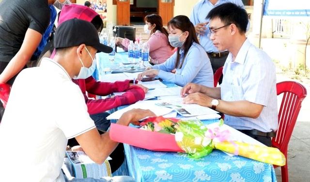 Đoàn Thanh niên tổ chức Ngày hội hướng nghiệp tuyển hơn 10 nghìn lao động - 1