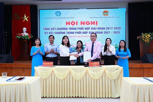 Quảng Nam phấn đấu có 96% nông dân tham gia BHYT vào năm 2025 - 1