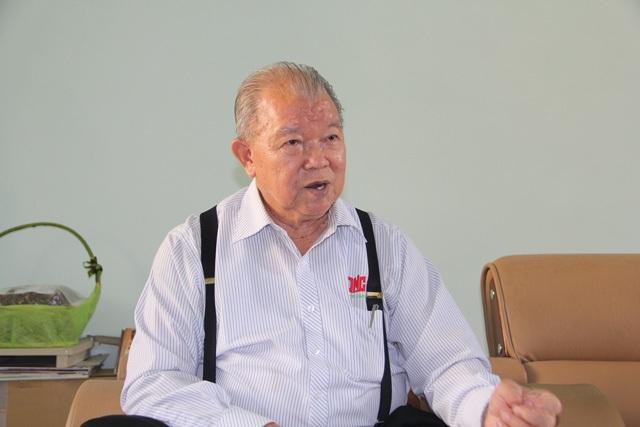 GS Võ Tòng Xuân: Nếu Đồng bằng sông Cửu Long thiếu nước do thủy điện Trung Quốc, phải dùng tiết kiệm, không thể xài sang - 1