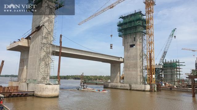 GS Võ Tòng Xuân: Nếu Đồng bằng sông Cửu Long thiếu nước do thủy điện Trung Quốc, phải dùng tiết kiệm, không thể xài sang - 2