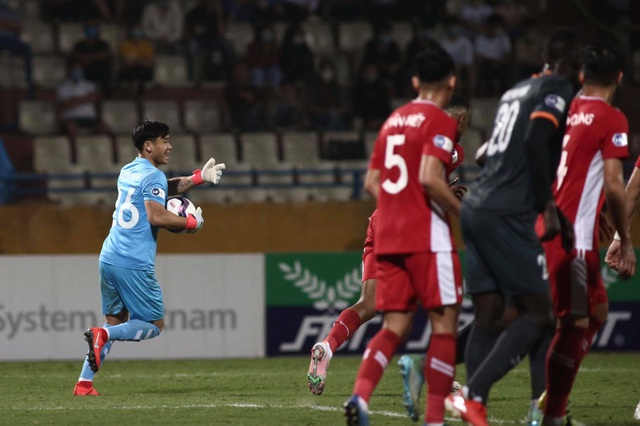 Quế Ngọc Hải tỏa sáng, CLB Viettel thắng trận đầu tay - 4