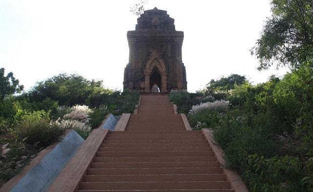 Điều chỉnh quy hoạch cụm tháp Chăm cổ ngàn năm tuổi ở Bình Định - 2
