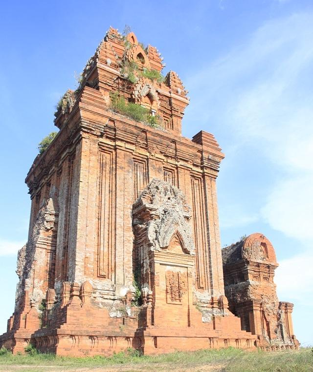 Điều chỉnh quy hoạch cụm tháp Chăm cổ ngàn năm tuổi ở Bình Định - 1
