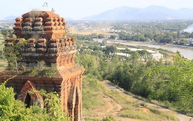 Điều chỉnh quy hoạch cụm tháp Chăm cổ ngàn năm tuổi ở Bình Định - 3