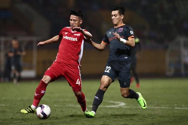 Quế Ngọc Hải tỏa sáng, CLB Viettel thắng trận đầu tay - 3