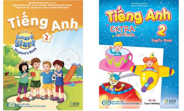 Tiếng Anh 2 i-Learn Smart Start  Tiếng Anh 2 Extra  Friends là sách giáo khoa môn Tiếng Anh lớp 2 - 1