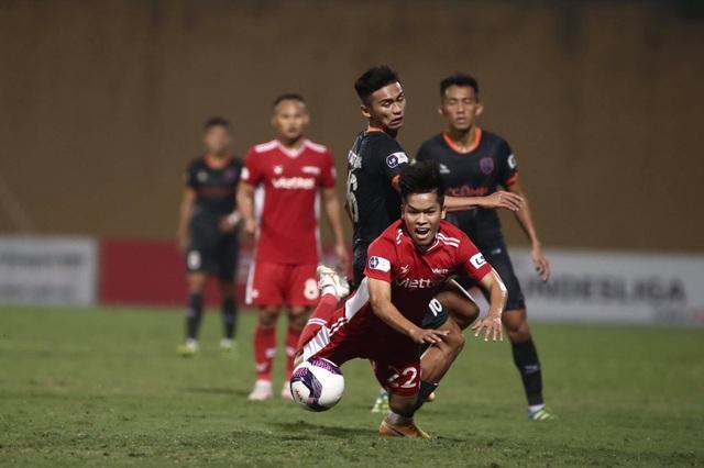 Quế Ngọc Hải tỏa sáng, CLB Viettel thắng trận đầu tay - 5