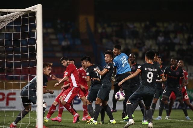 Quế Ngọc Hải tỏa sáng, CLB Viettel thắng trận đầu tay - 1