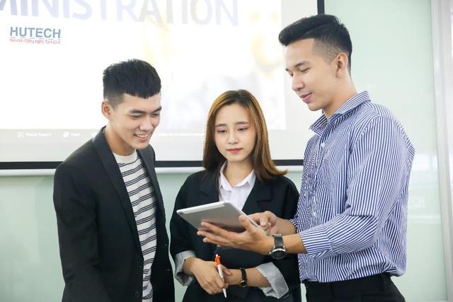Học Thạc sĩ Quản trị kinh doanh quốc tế tại Việt Nam, tự tin giong buồm ra biển lớn - 2