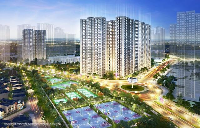 Vinhomes bung quỹ căn cao tầng ưu đãi trả 1/5 nhận 5 trong 1 tại Vinhomes Ocean Park và Vinhomes Smart City - 2