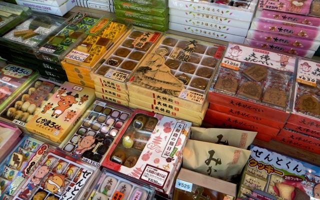 Omiyage có ý nghĩa được biệt với người dân Nhật Bản. Ảnh: GaijinPot Blog