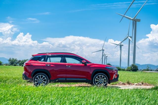 Corolla Cross bán chạy top đầu tháng 2, hút khách bằng công nghệ an toàn - 3