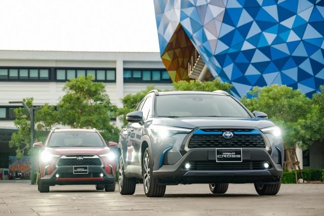 Corolla Cross bán chạy top đầu tháng 2, hút khách bằng công nghệ an toàn - 5