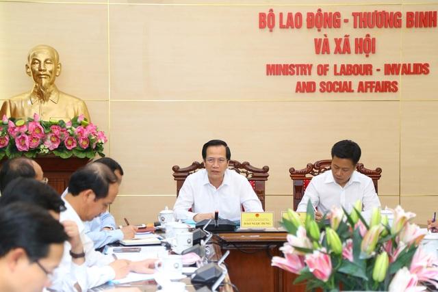 Bộ trưởng Đào Ngọc Dung: Cà Mau có thể là điểm sáng về BHXH tự nguyện - 3