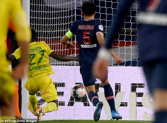 Mbappe mắc sai lầm khiến PSG bại trận - 3