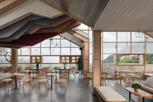 Quán cà phê xuyên thấu, khách vừa thưởng trà vừa chạm mây ở Đà Lạt - 14