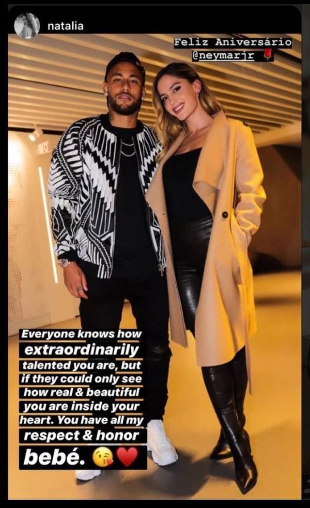 Neymar yêu lại từ đầu với cô bạn gái cũ xinh đẹp? - 2