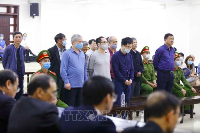 Ông Đinh La Thăng bị tuyên phạt 11 năm tù, Trịnh Xuân Thanh 18 năm tù - 1