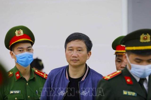 Ông Đinh La Thăng bị tuyên phạt 11 năm tù, Trịnh Xuân Thanh 18 năm tù - 3