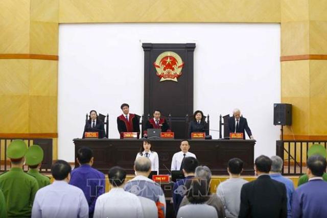 Ông Đinh La Thăng bị tuyên phạt 11 năm tù, Trịnh Xuân Thanh 18 năm tù - 4