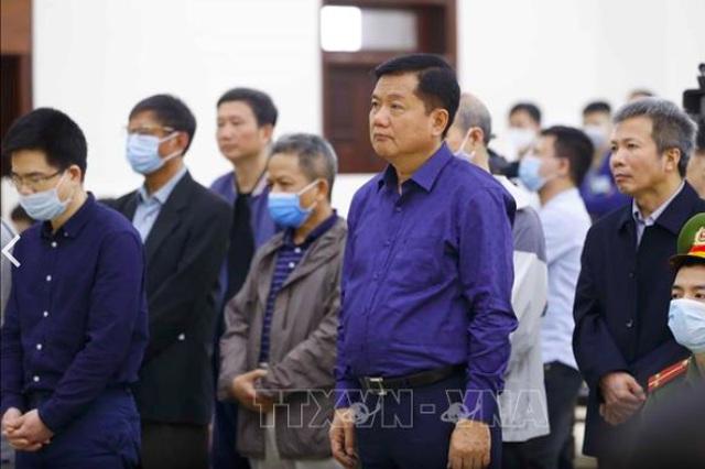 Ông Đinh La Thăng bị tuyên phạt 11 năm tù, Trịnh Xuân Thanh 18 năm tù - 2