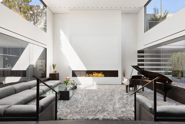 Căn penthouse mở hết cỡ với thiết kế lạ quanh khu vườn thiền - 1
