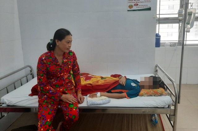 Cà Mau: Bé 13 tuổi bị xương cá đâm thủng ruột thừa hiếm gặp - 2