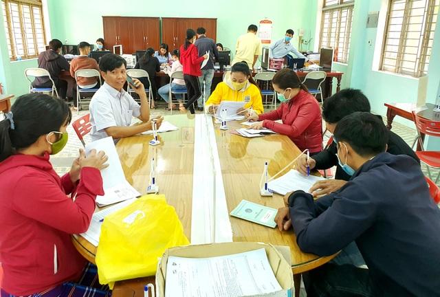 Quảng Nam: Gần 12 nghìn chỉ tiêu tại phiên giao dịch việc làm đầu năm - 1