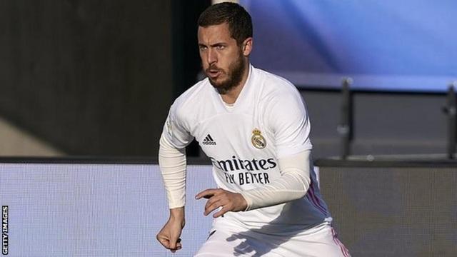 Eden Hazard trở thành kẻ bỏ đi ở Real Madrid? - 1