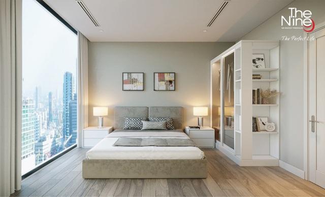 Ra mắt căn hộ thực tế tại dự án The nine - 5