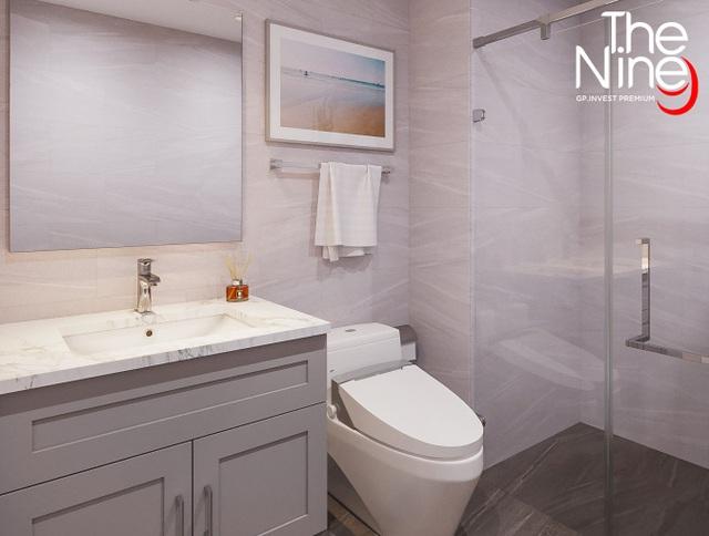 Ra mắt căn hộ thực tế tại dự án The nine - 6