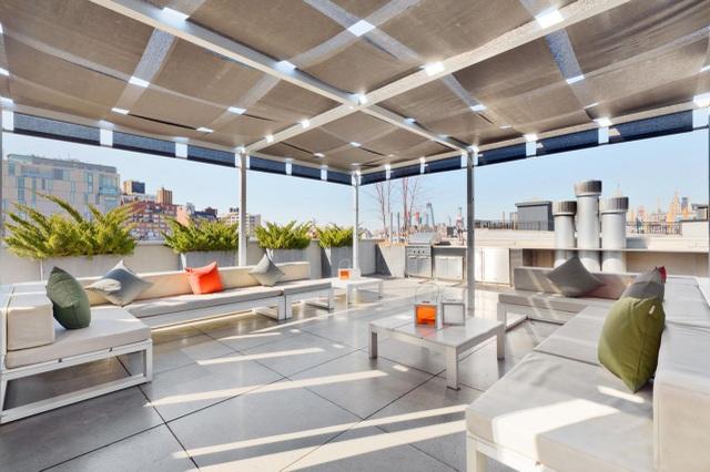 Căn penthouse mở hết cỡ với thiết kế lạ quanh khu vườn thiền - 3